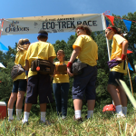 Eco trek racers begin