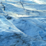 glacial ice sheet