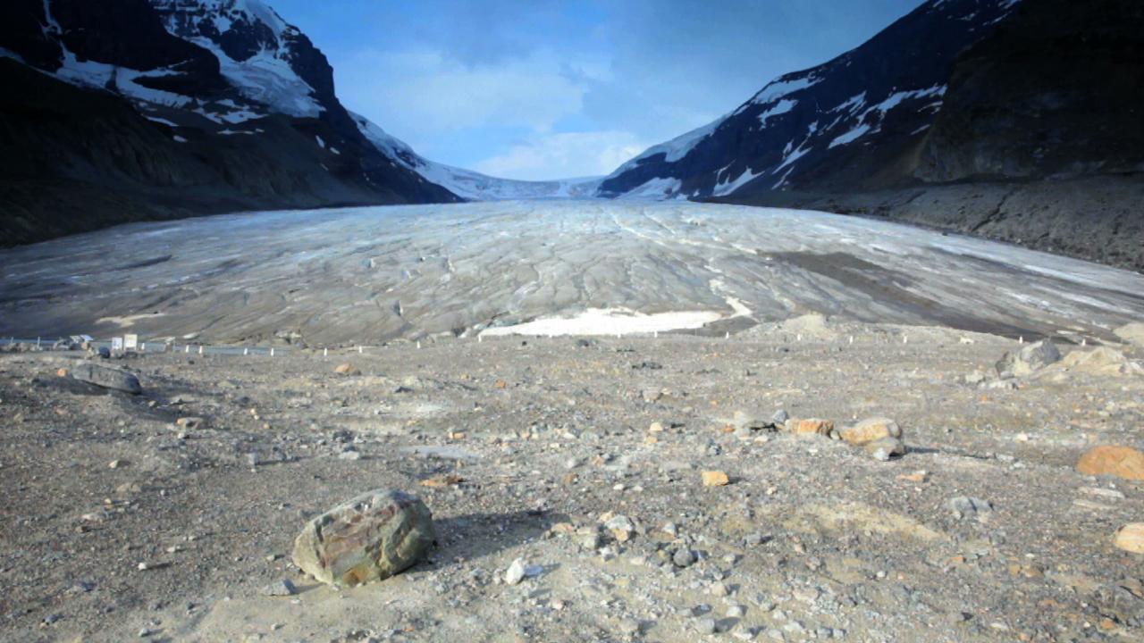 Continental Glacierson Diagram Of Glacier