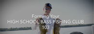 High School Bass Club 103