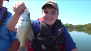 Crazy For Crappie – TV Show