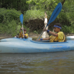 Kayaking the wild Kickapoo River