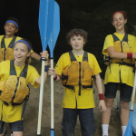Kayakers ready to race