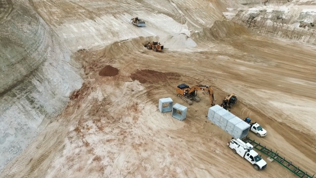 Decoding Industrial Sand Mining