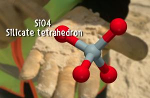 silica molecule