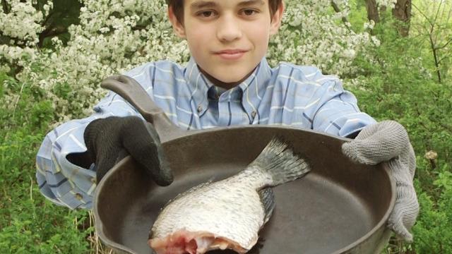 Fishin' For Fun & Food