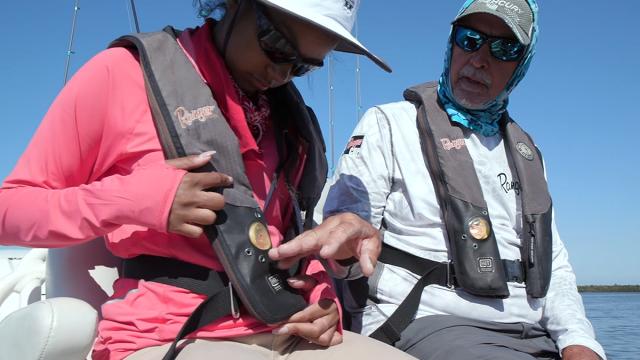 Safe & Smart Fishing