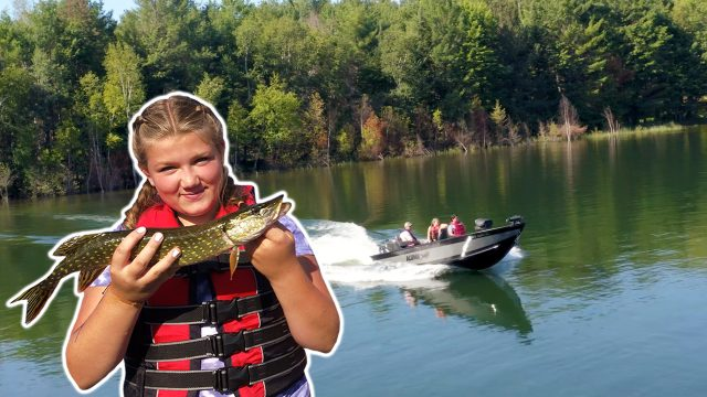Into Family Fishing and Boating – TV Show